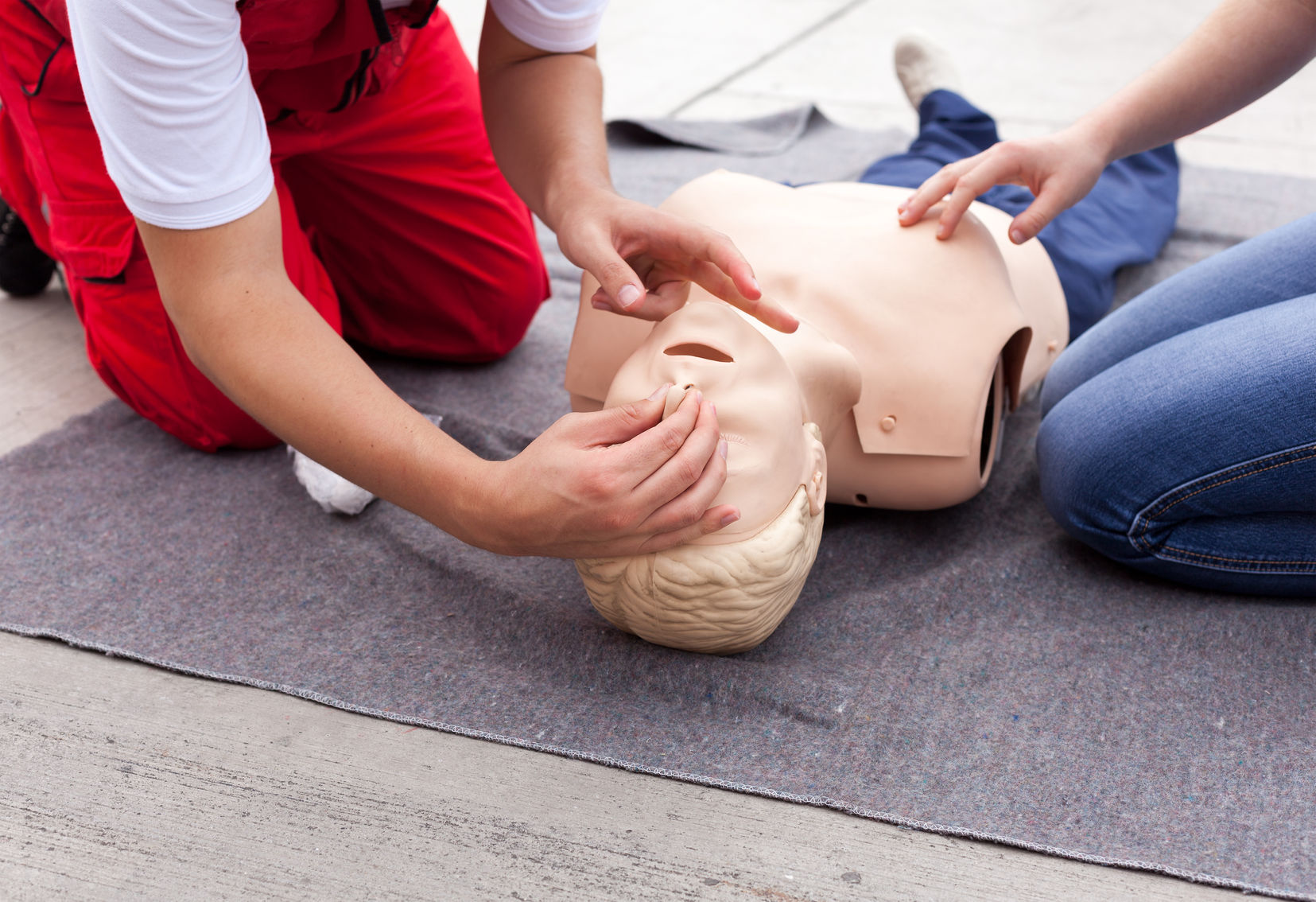 CPR & First Aid Certification